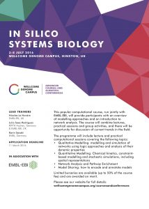 In_Silico_Systems_Biology_2016